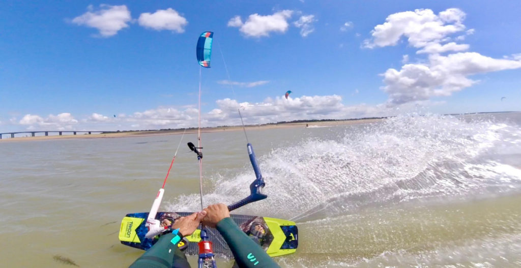 les meilleurs spots de kitesurf en france la fromentine zoomkite