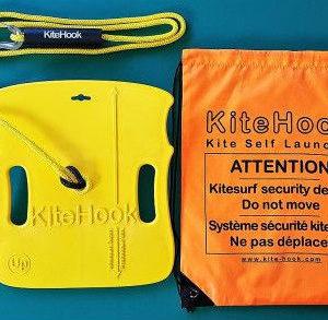 kitehook decoller atterrir seul kitesurf accessoire