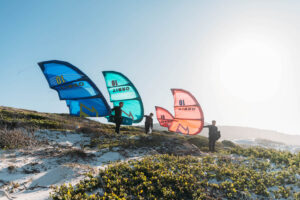 north kiteboarding collection 2021 gamme kitesurf