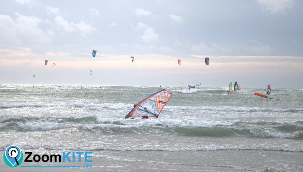 spot de kite cap agde navigation a richelieu zoomkite