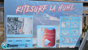Spot Kitesurf : La Hume à Gujan-Mestras