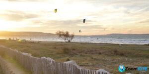 spot de kitesurf du jaï a marignane