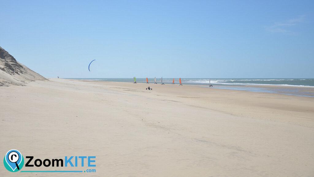 spot de kitesurf la salie à à La Teste-de-Buch