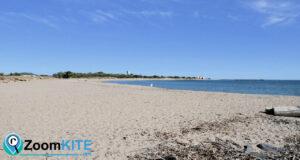 Spot Kitesurf : La Tamarissière à Agde