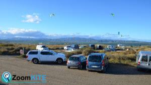 Spot Kitesurf : Base d'Hydravion à St-Laurent de la Salanque
