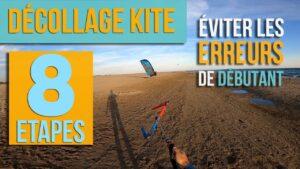 video decoller une aile de kitesurf eviter les erreurs tutoriel